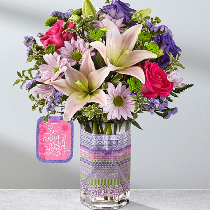 So Very Loved™ Bouquet by Hallmark