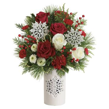 Flurry Of Elegance Bouquet