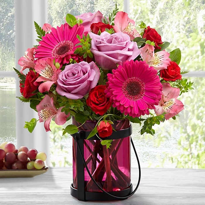 Pink Exuberance™ Bouquet by Better Homes and Gardens®