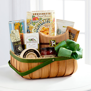 Heartfelt Sympathies™ Gourmet Basket