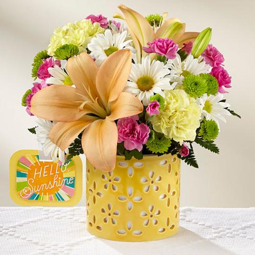 Brighter Than Bright™ Bouquet by Hallmark